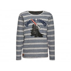 Stribet bluse med Darth Vader fra LEGO Wear-20