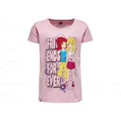 T-shirt LEGO Friends Forever Rosa-20