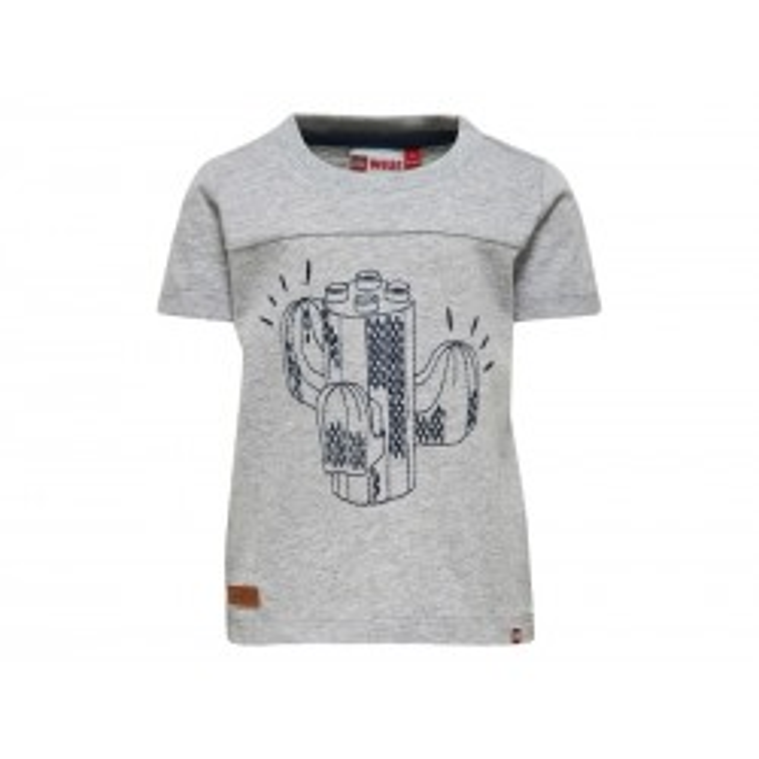 LEGO DUPLO T-shirt Grå Meleret-20