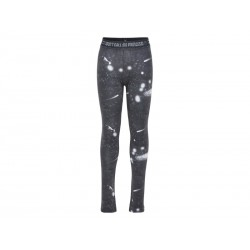 Leggings LEGO Star Wars med all-over stjernehimmel print, pige fra LEGO Wear Mørk Grå-20