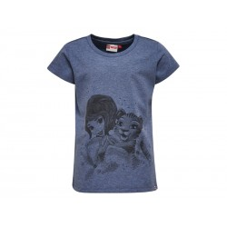 T-shirt LEGO Friends med print fra LEGO Wear Blå-20