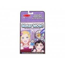 Water Wow Makeup Mal med vand, genanvendelige Melissa and Doug-20