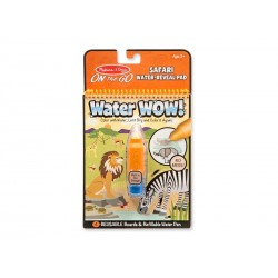 Water Wow Safari Mal med vand, genanvendelige Melissa and Doug-20