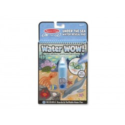 Water Wow Under Vandet Mal med vand, genanvendelige Melissa and Doug-20