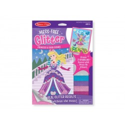 Aktivitetsbilleder, Prinsesser and Feer, Glitter Melissa and Doug-20
