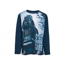 LEGO Star Wars Bluse m. Darth Vader Print Mørk Navy-20