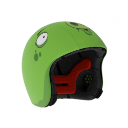 Angry Birds grønt skin til EGG Helmets Medium-20