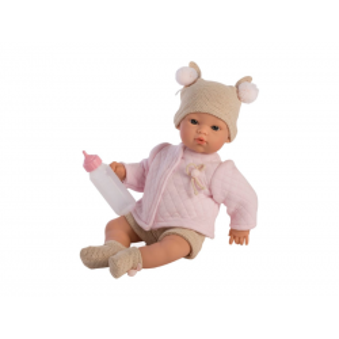 Babydukke Koke, Lyserød Termojakke Así-20