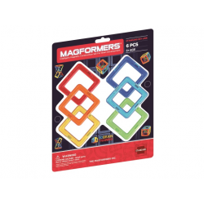 Magformers 6 Begyndersæt-20