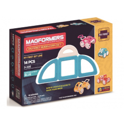 Magformers My First Buggy Car Blå-20