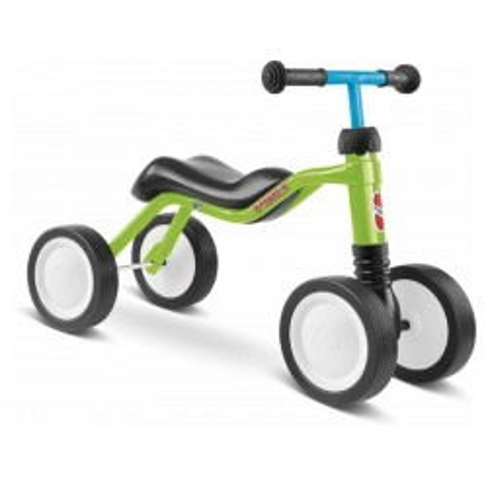 PUKY Wutsch, Min første cykel Grøn/blå-20