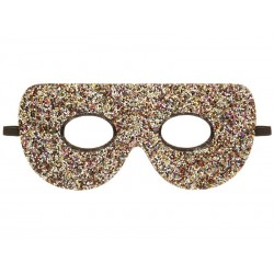 Mimi and Lula maske m. glitter Superhelt-20