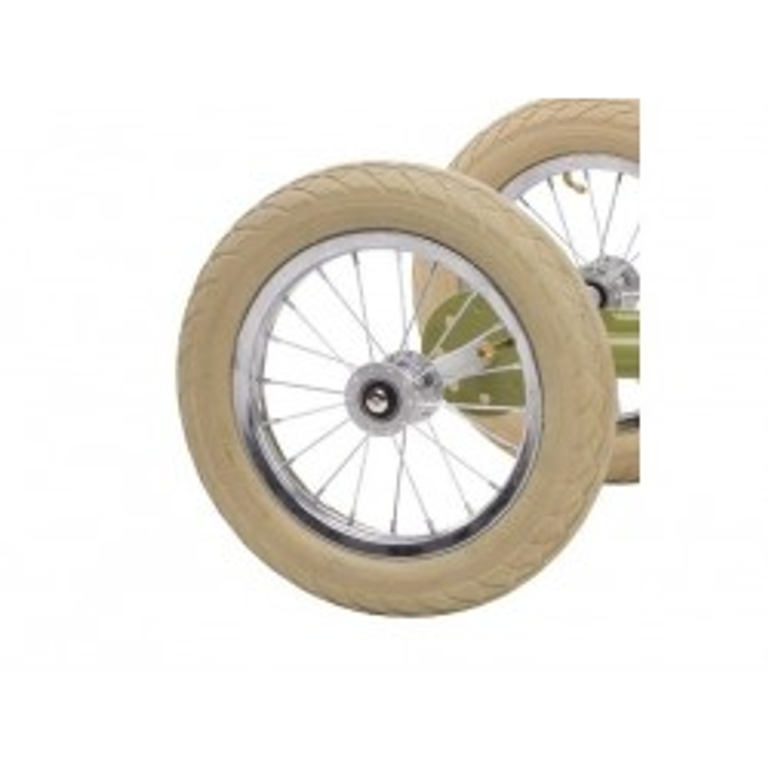 Trybike Hjulsæt Lys Beige fra 2 til 3 hjul-20