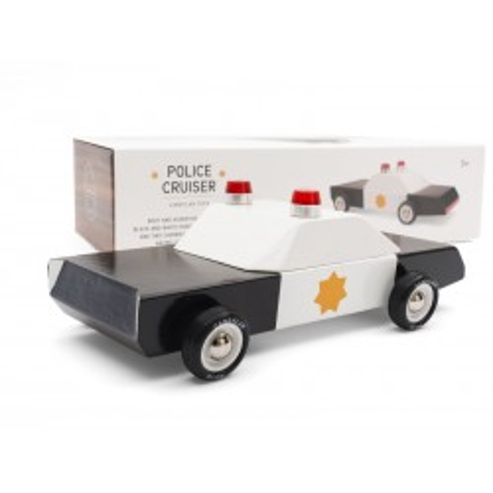 Candylab Amerikanerbil Police Cruiser-20
