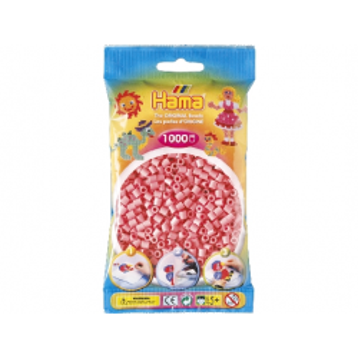 HAMA Midi Perler 1.000 stk., Pink-20