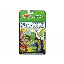 Water Wow Jungle Mal med vand, genanvendelige Melissa and Doug-20