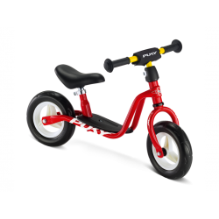 PUKY Løbecykel LRM Rød-20