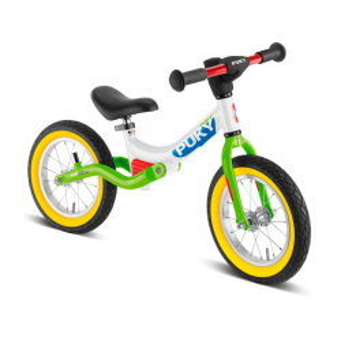 Puky Løbecykel Splash Hvid/Kiwi-20