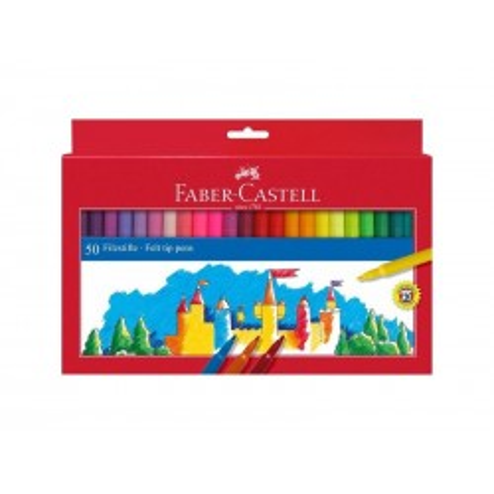 Faber-Castell tusser, 50 stk-20