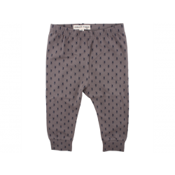 Bukser all-over print Mr. Rags fra small rags – Grå-20