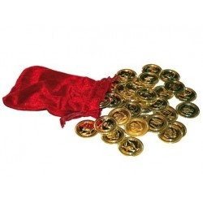 Den Goda Fen Pirat guldmønter-21