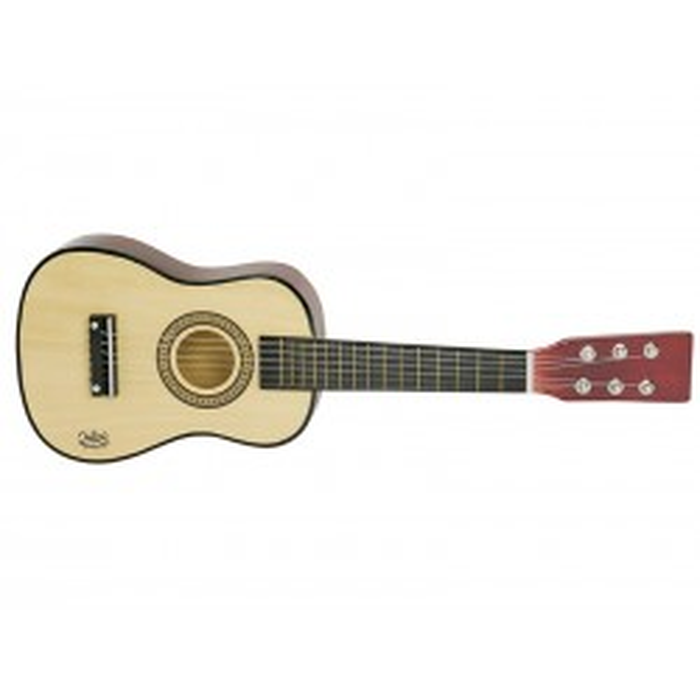 Vilac Guitar i lakeret træ-20