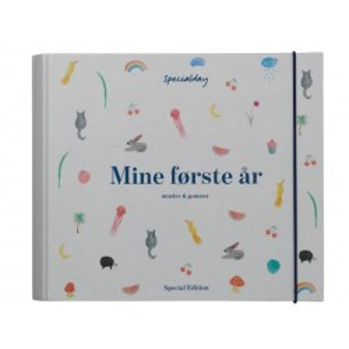 Specialday Mine første år Album Special Edition, Beige-20