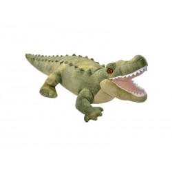 Alligator bamse 77 cm Wild Republic-20