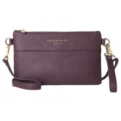 Rosemunde Clutch / Cross-over Bourgogne-20