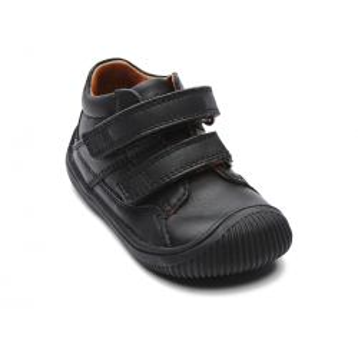 Bundgaard Walk Velcro begyndersko Sort-20
