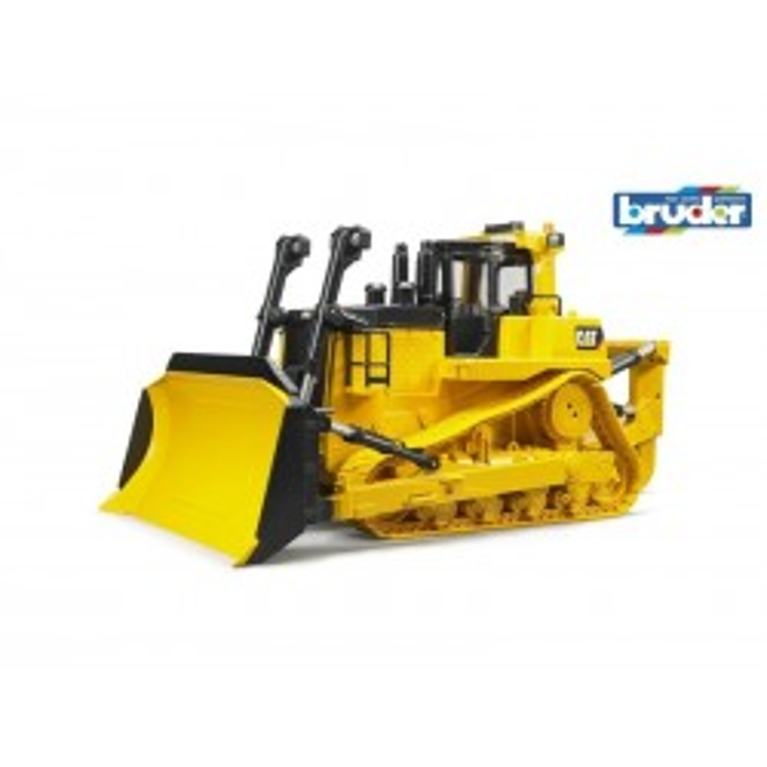Bruder Caterpillar bulldozer, stor-20