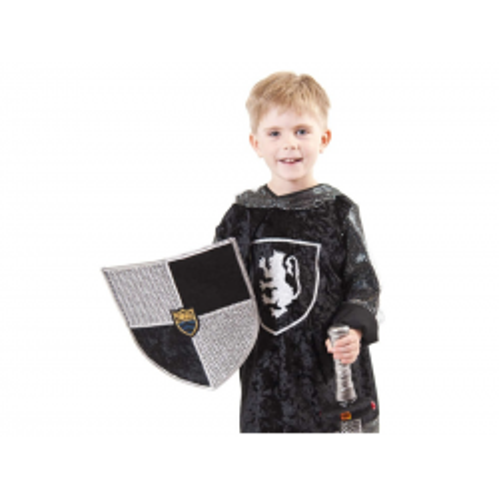 Ridder trøje m. hætte i sort 5-7 år Den Goda Fen-20