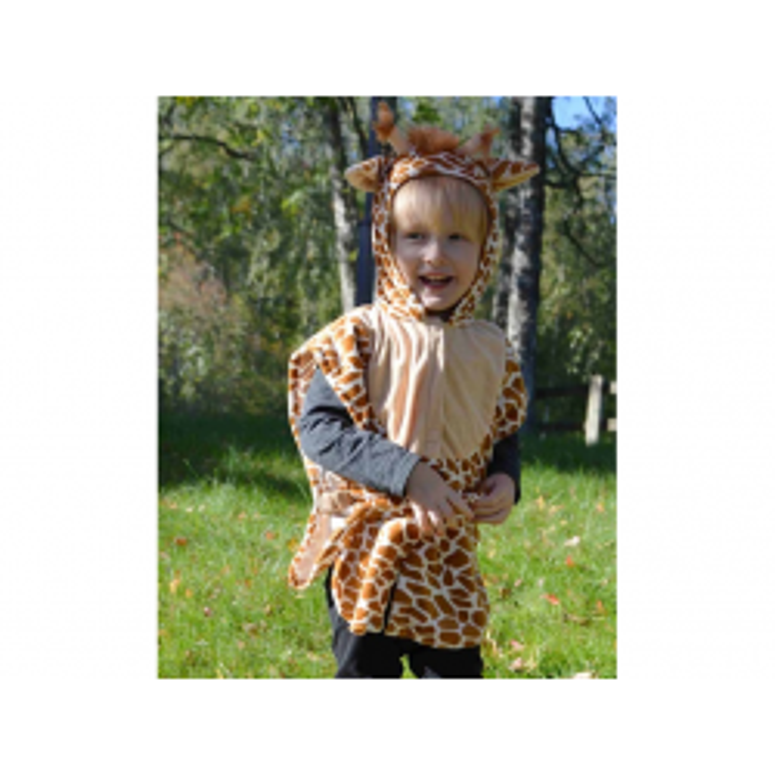 Dyrekostume Giraf 2-4 år Den Goda Fen-20