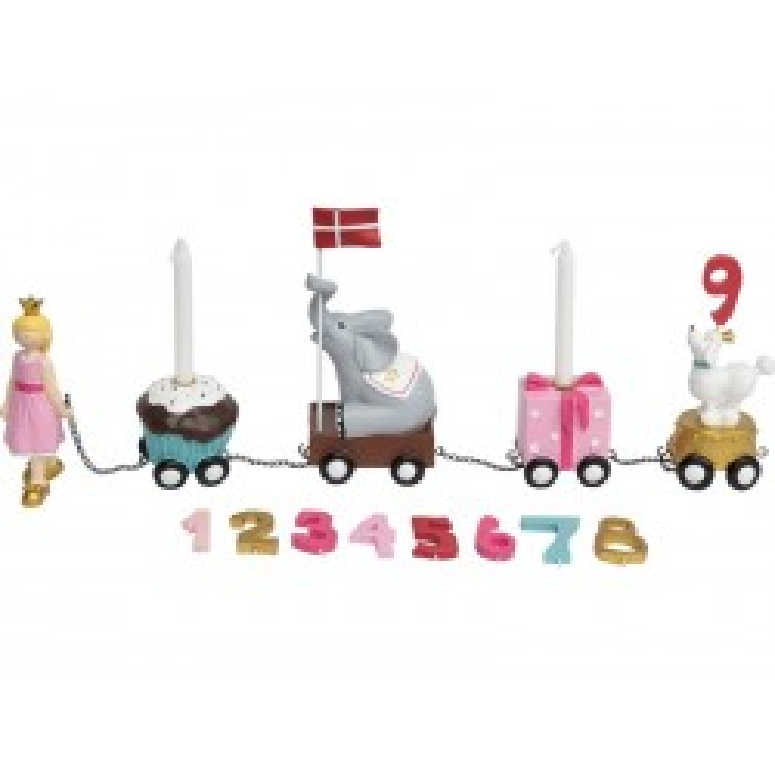 Fødselsdagstog Prinsesse fra Kids by Friis-20