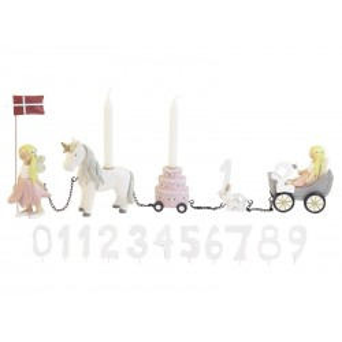 Fødselsdagstog Blomsterfeer Kids by Friis-21