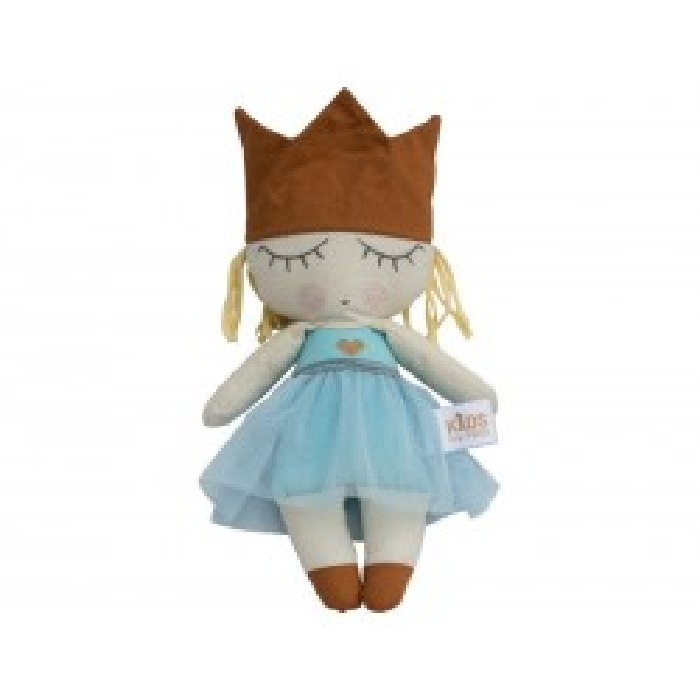 Prinsesse dukke Medium fra KIDS by FRIIS-20