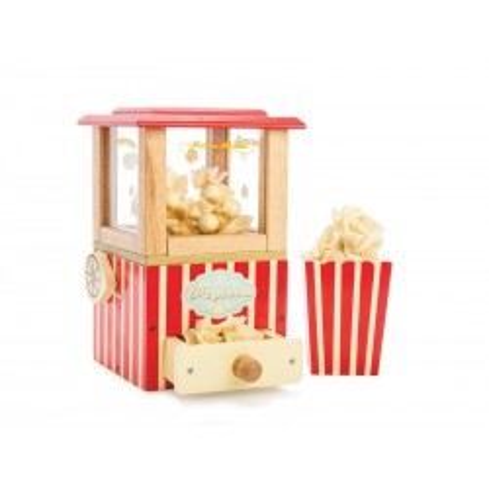 Honeybake Popcorn Maskine Le Toy Van-20