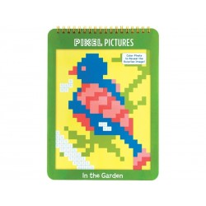 Mudpuppy, Tegn med pixels I haven-20