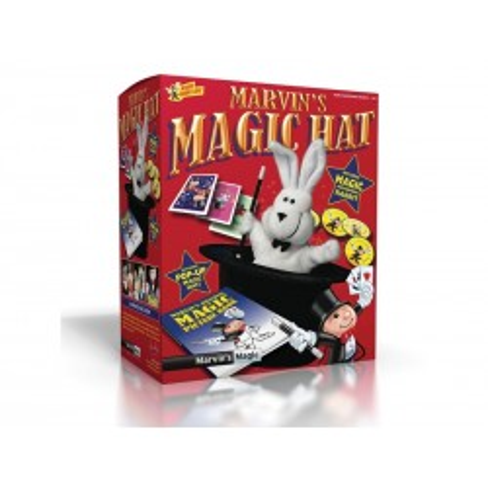 Marvin's magiske kanin og høj hat-20