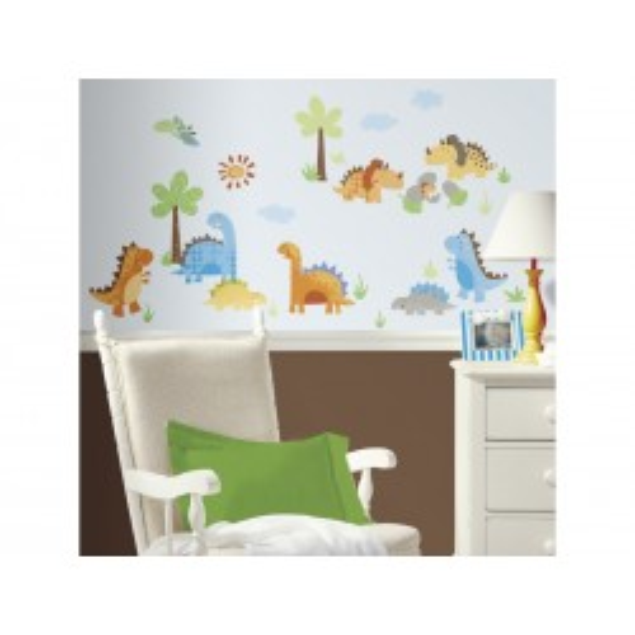 RoomMates Wallstickers baby dinosaurer-20