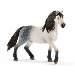 Schleich hest, Andalusian Hingst-20