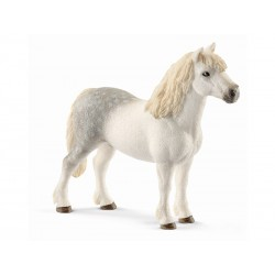Schleich Hest, Welsh pony Hingst-21