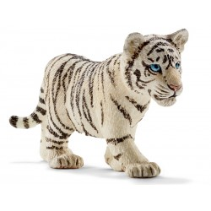 Schleich Hvid tiger unge-21