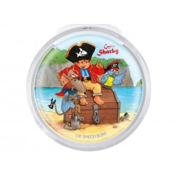 Kaptajn Sharky Natlampe med pirat-20