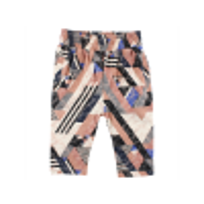 Bukser all-over print fra small rags – Multifarvet-01