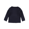 Small Rags Fly Bluse Navy-01