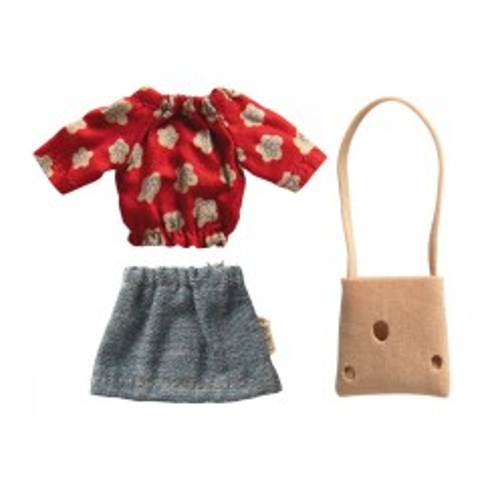 Tøj til mor mus - Maileg