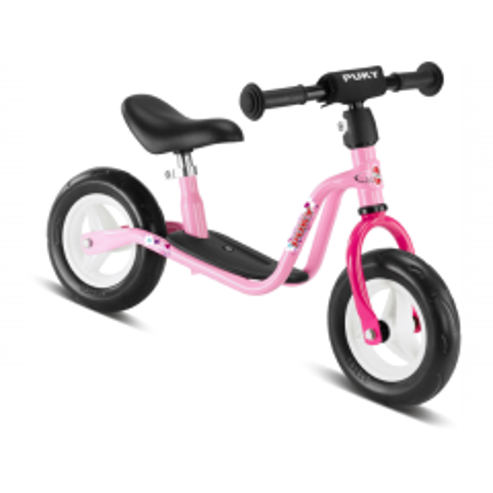 PUKY Løbecykel LRM pink