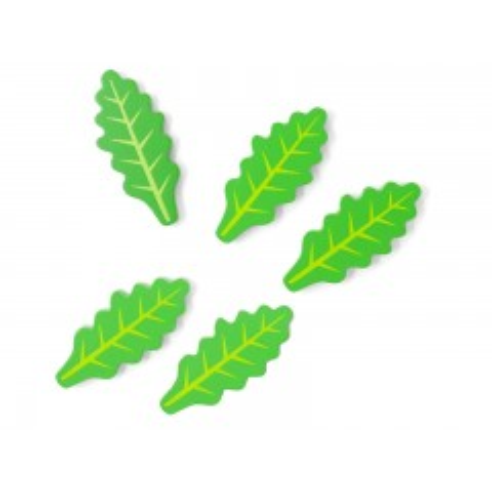 MaMaMeMo Rucola salat, 5 blade - Legemad i træ
