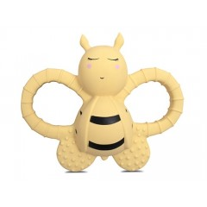 Filibabba Bidering Bella the bee - naturgummi